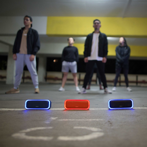 Dance with DOSS SoundBox Pro Bluetooth Speaker