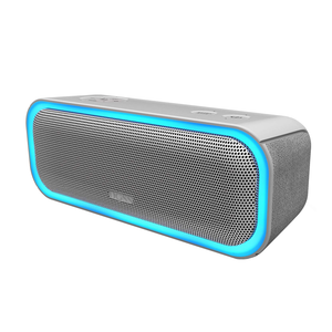 Grey DOSS SoundBox Pro - DOSS Bluetooth Speaker