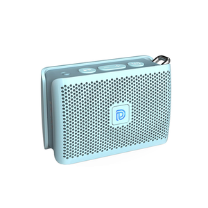 DOSS BlueTooth Speaker - Ice Blue DOSS Genie