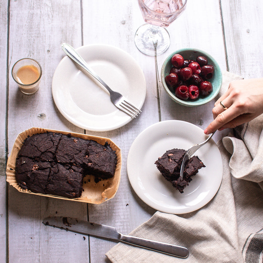 The Brook | Vegan Chocolate Brownies | Delivered