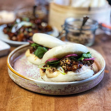 Load image into Gallery viewer, Hoisin 'Chick'n' Bao