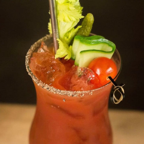 Brunch Cocktails: Bloody Mary
