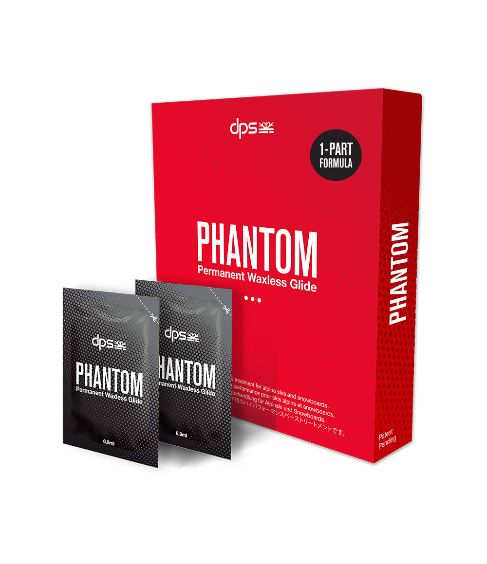 Phantom Permanent Waxless Glide