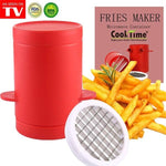 French Fries Maker and Cutter