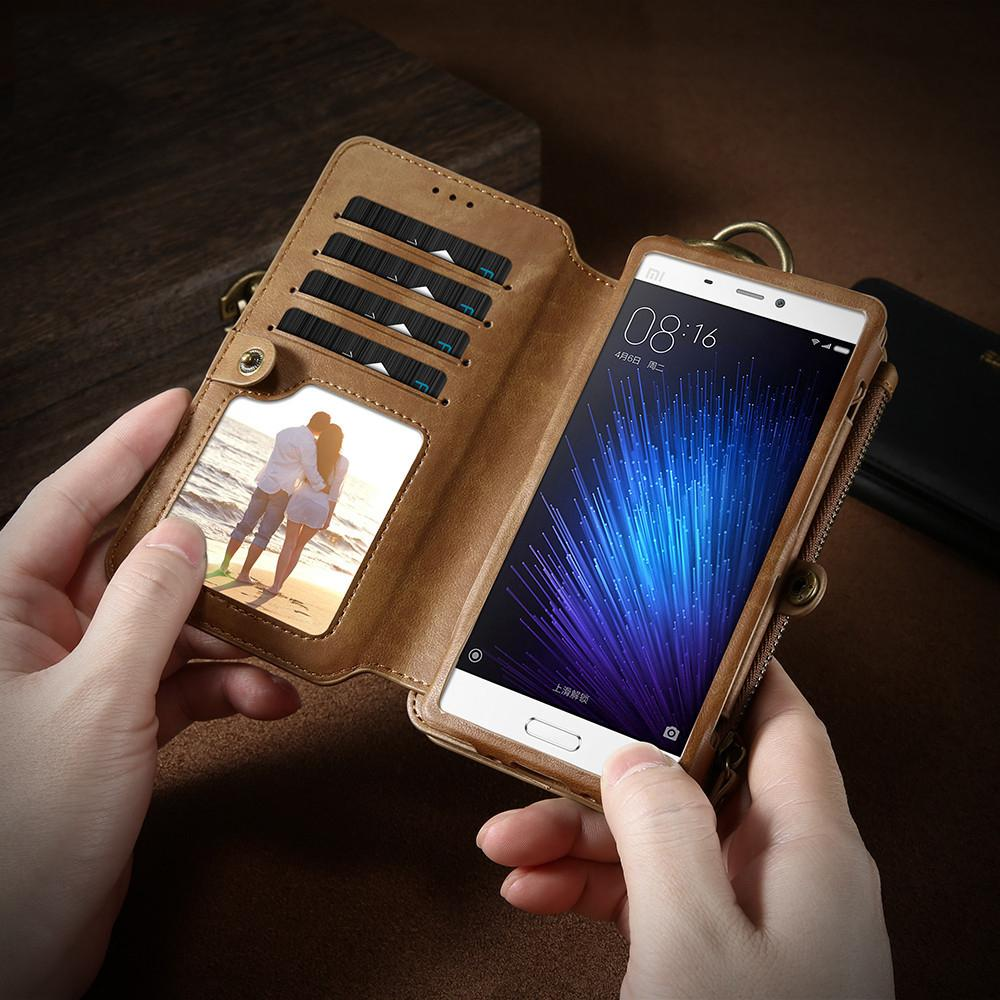 Leather Phone Case for Samsung Galaxy S8 Case for Samsung S8 S8+ S9 S9+ NOTE8  S7 S6 Edge Original Design Leather Phone Case Capa Bag
