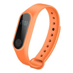 M2 Smart Bracelet Wristband Fitness Tracker Heart rate Monitor