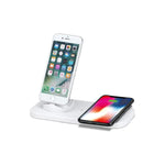 Wireless Power Charger for Phones With Charging Phone Holder