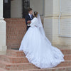 1 Charming Sweetheart Applique Lace Vintage Bridal Wedding Dress Princess Wedding Dresses Bridal Gown