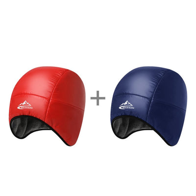 Winter Skiing Hats with Ear Protection and Fleece Inside Thicken Warm Waterproof Windproof Sport Hat Z-10082