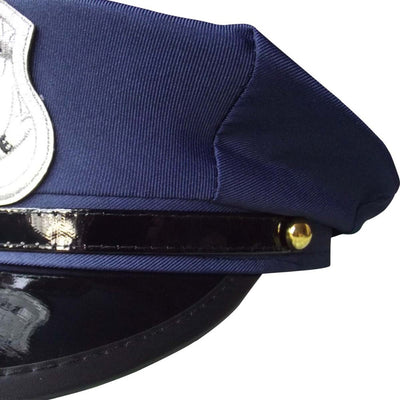 PYJTRL Police Hat Hats Cap Uniform Temptation Octagonal Ds Costumes Military Hats Sailor Hat Army Cap DS190M