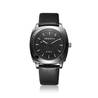 New Design Square Women Watches Rebirth Popular Brand Fashion Casual Ladies Watch Quartz Clock Grey Wristwatches Reloj Mujer