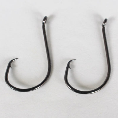 50 X 10/0 Japanese Fishing Hooks Stainless Steel Carbon Chemically Sharpened Octopus Circle Hook Fishing Tackle Fishing Hook