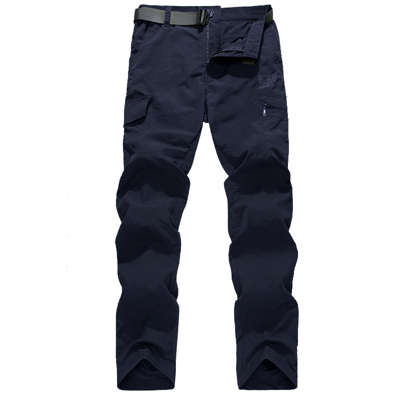 966303f0eba Quick Dry Casual Pants Men Summer Army Military Style Trousers Men s  Tactical Cargo Pants Male lightweight