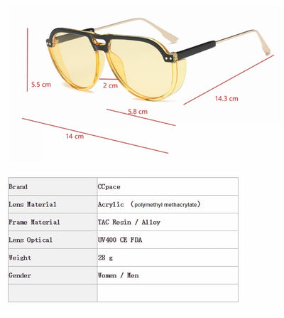 Sunglasses Men Women Vintage Steampunk 2018 Fashion Shades UV400 Vintage Brand Glasses