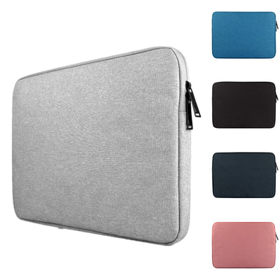 "Waterproof Laptop Sleeve Bag Notebook Case for Macbook Retina Pro 13.3"" Cover for Lenovo 11 12 13 14 15 15.6 inch Zipper Bag"