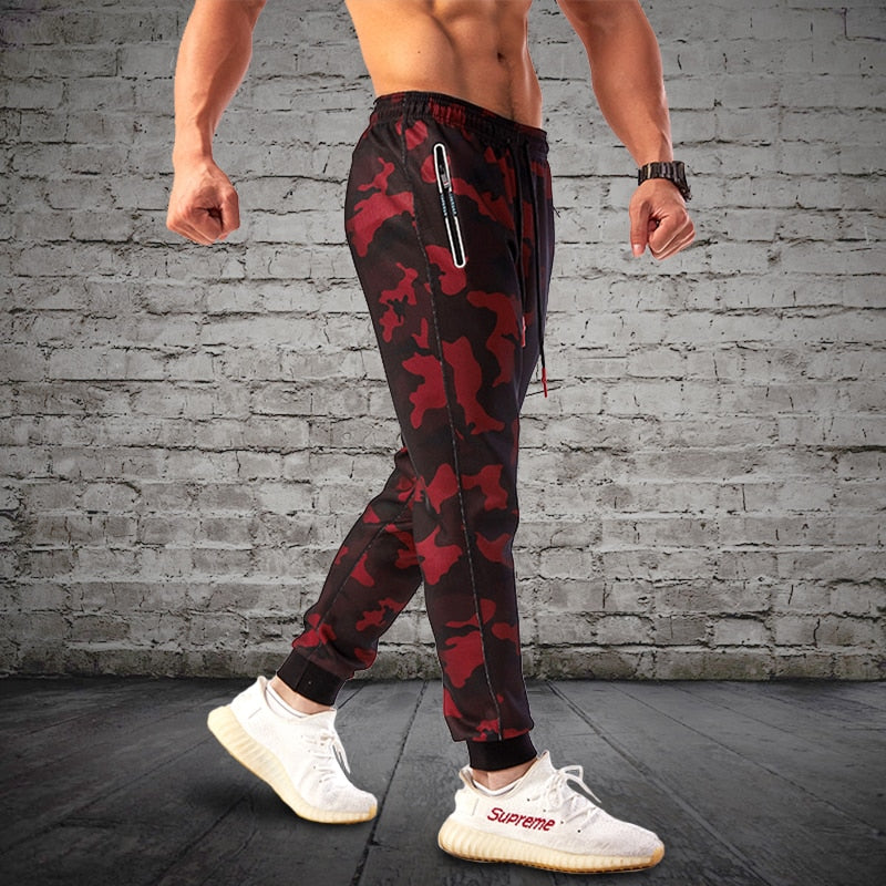 Sports & Entertainment Lovely 2018 Trousers Male Joggers Jogging Pants Men Bodybuilding Fitness Sweatpants Jogger Gym Training Sport Pants Mens Running Pants Running