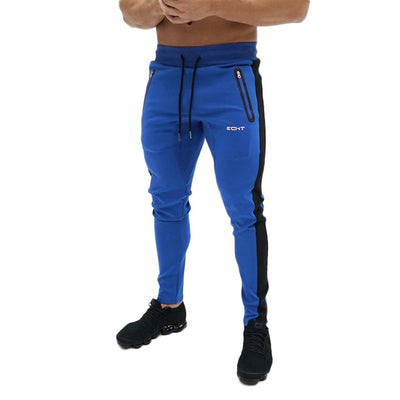 Autumn Winter Men Jogger Sweatpants Man Gyms Workout Fitness Bodybuilding Cotton Trousers Male Casual Fashion Skinny Track Pants