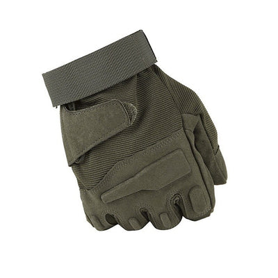 Outdoor Sports Tactical Gloves Military Swat Airsoft Hunting Shooting Camping Army Mittens Full & Half Finger Gloves