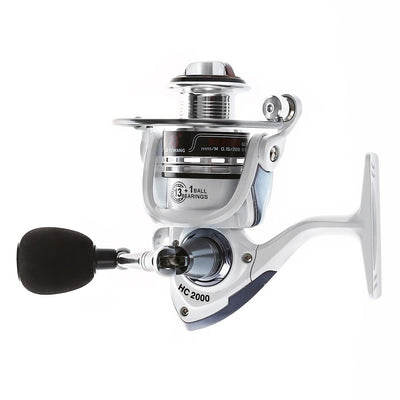 LIEYUWANG 13 + 1BB Spinning Fishing Reel 1000 - 7000 Series Spinning Reel Boat Rock Carp Fishing Wheel Left / Right Hand Reels