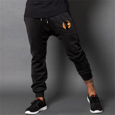Dragon Ball Goku Sweatpants Mens Autumn Joggers Pants Cute Funny Gyms Fitness Bodybuilding workout trousers cotton Pencil Pants
