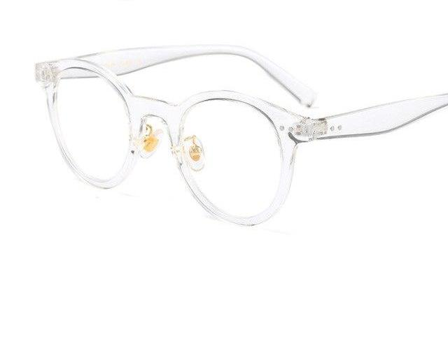 Elegant Women Eyeglasses Brand Designer Oval Transparent Glasses Frame Women Optical Clear Glasses Eyeglasses Frames For Women