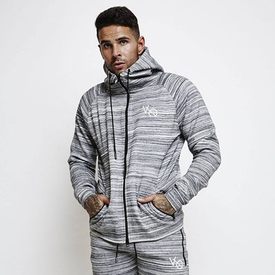 Men Hoodie Pants Sets Casual Fashion Sportswear Sweatshirt/Sweatpants Suits Male Gyms Fitness Joggers Tracksuits Brand Clothing