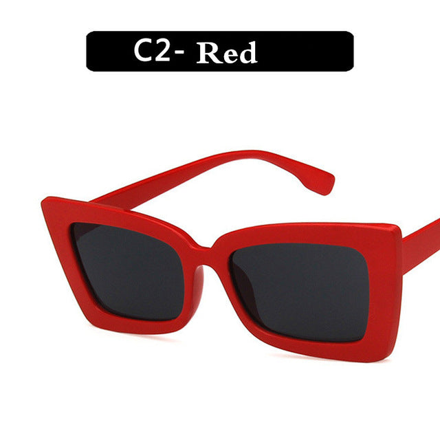 KOTTDO 2019 New Retro Sunglasses Men Plastic Rectangle Women Sunglasses Brand Luxury Sun Glasses Gafas Oculos