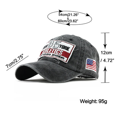 [FLB] 2019 New Washed Baseball Cap Fitted Cap Snapback Hat For Men Bone Summer Casual fishing Hat for Men Women Caps hats F336