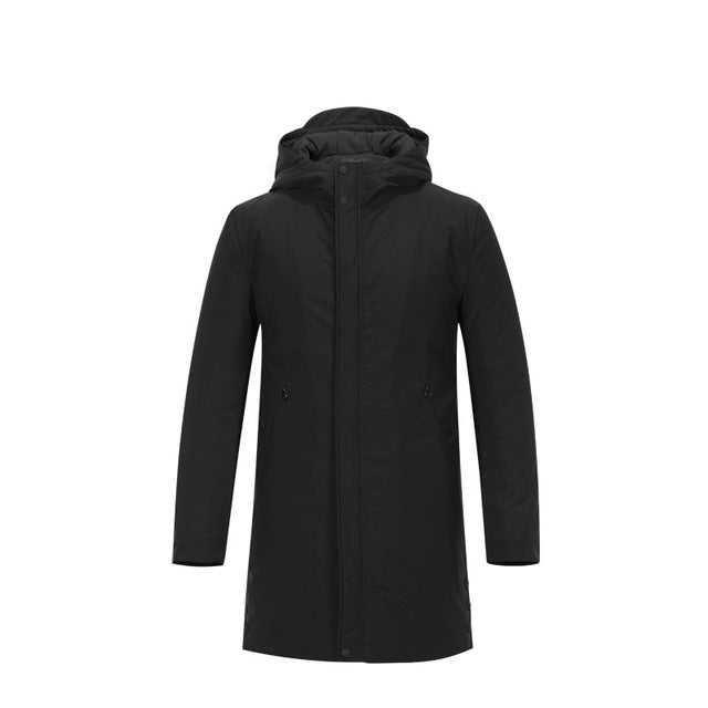 Brand Winter Thick Long Jacket Coat Men Long Coat Hoodies Men Jcaket Long Parka Jacket men warm 3XL Coat Men