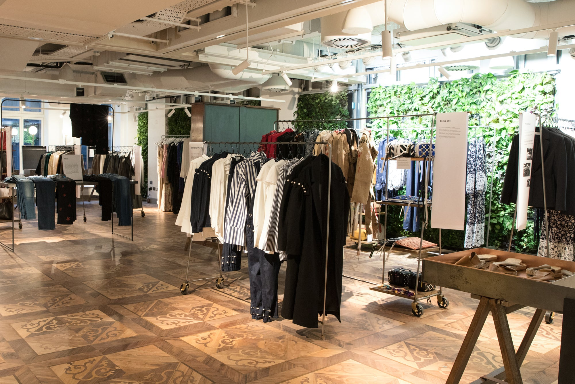 mother of pearl at maiyet collective
