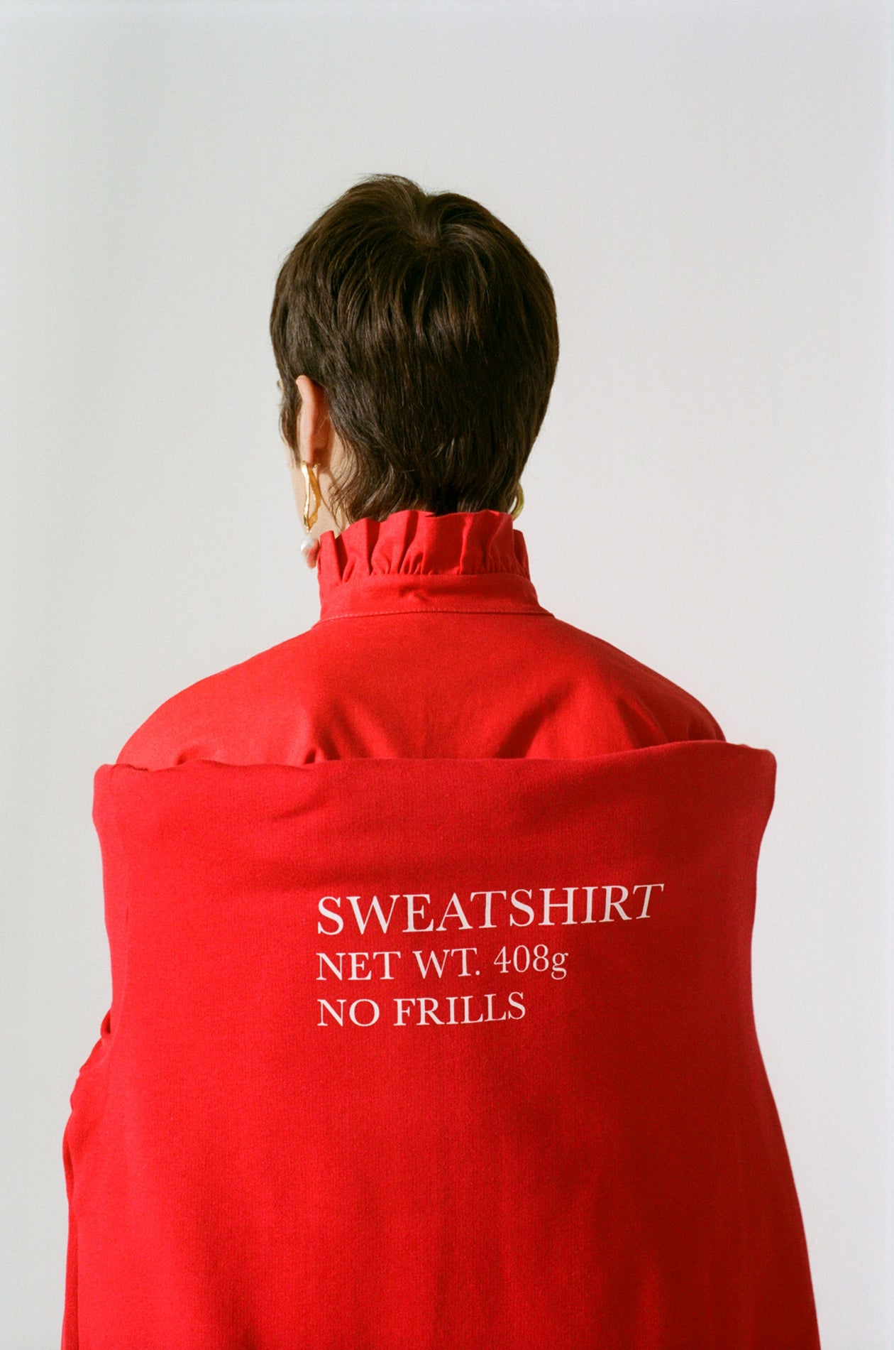 Introducing No Frills - Sustainable Luxury Fashion by Mother of Pearl