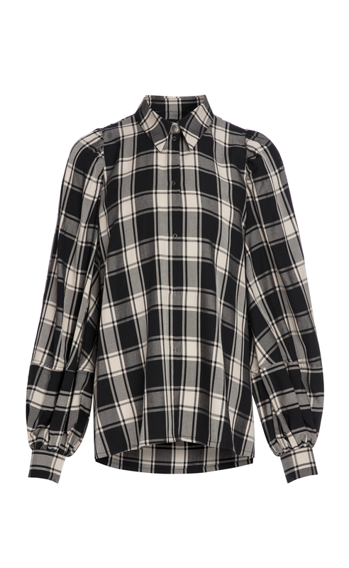 TEGAN CHECK SHIRT