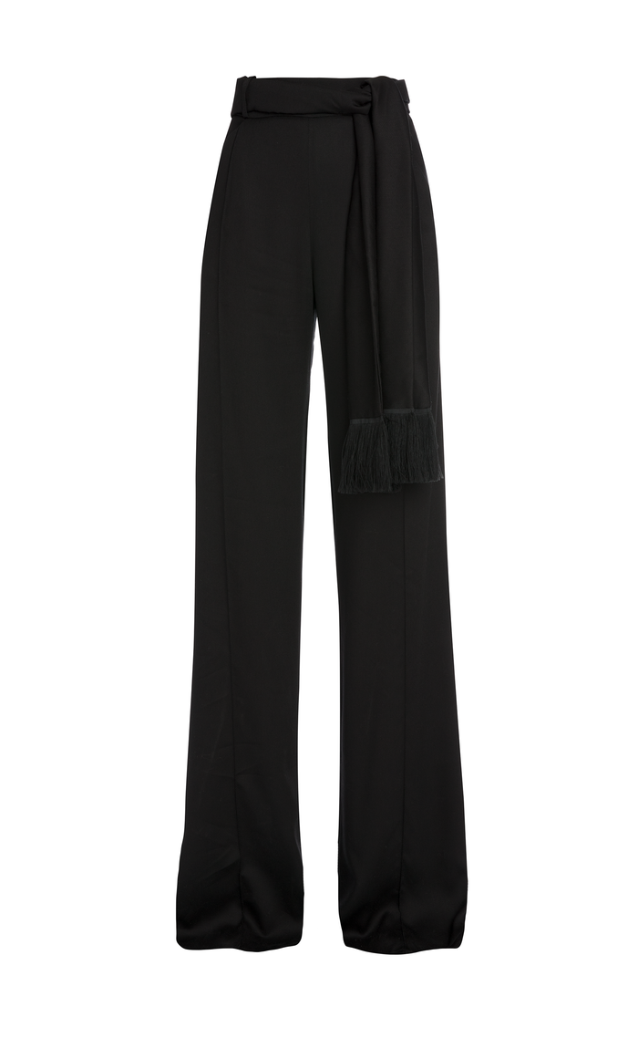 WENDY BLACK TROUSERS