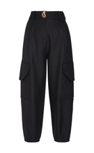 CRUISE BLACK TROUSERS