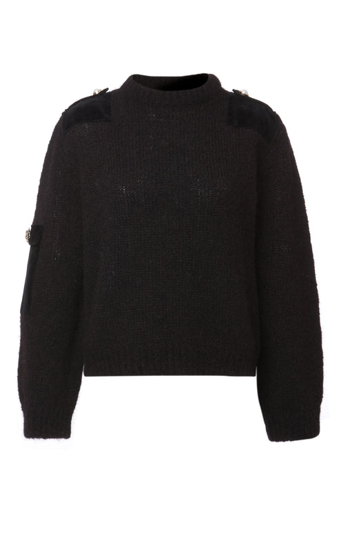 ATLAS KNIT JUMPER