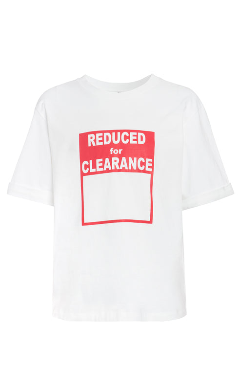 CHARLIE T-SHIRT REDUCED FOR CLEARANCE