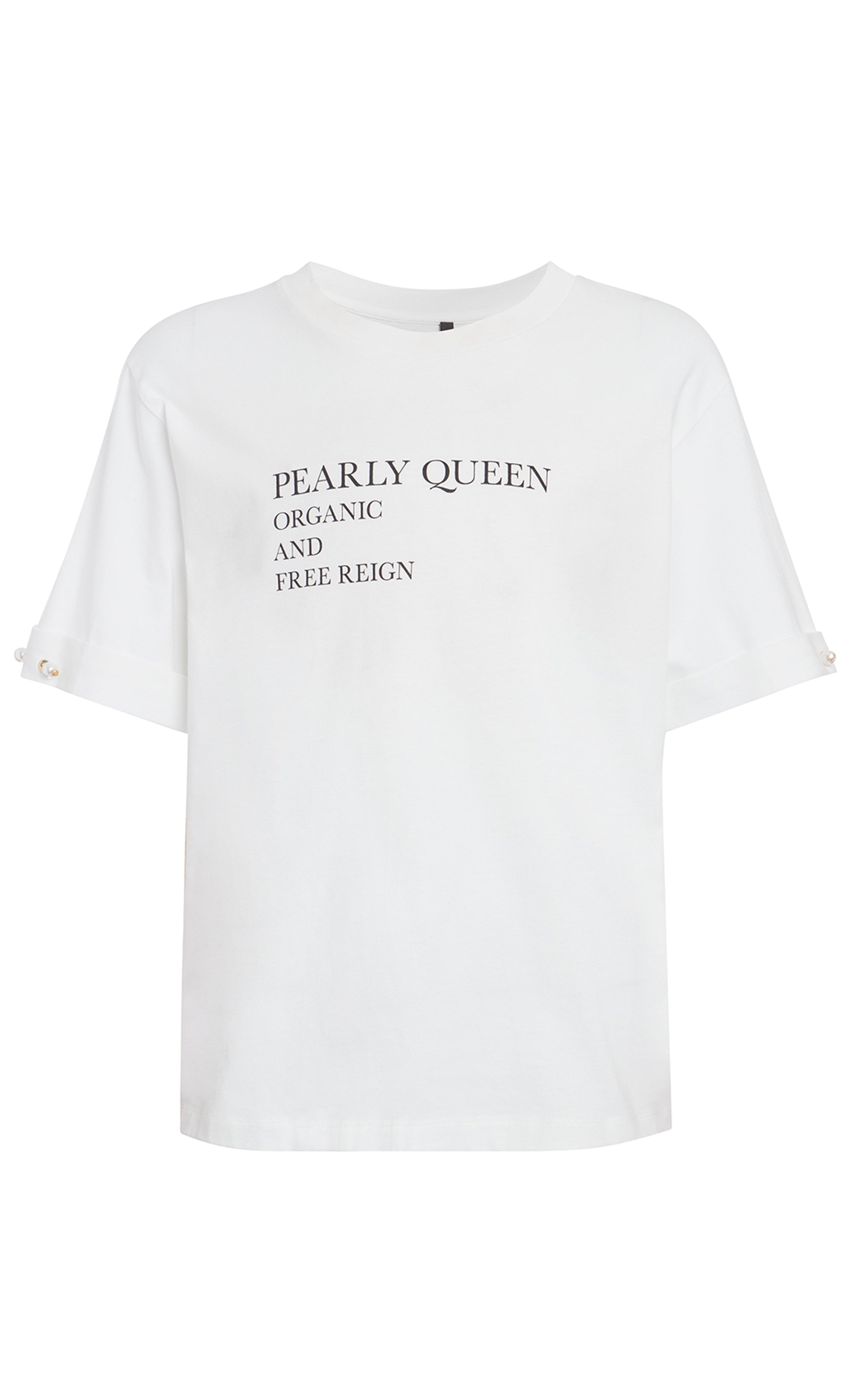 CHARLIE PEARLY QUEEN T-SHIRT