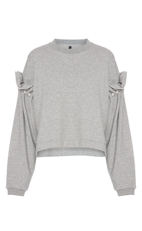 DANI GREY SWEATSHIRT