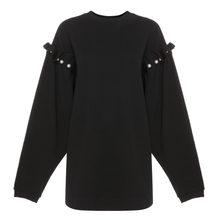 DARBY BLACK SWEATSHIRT