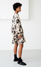 EFFIE IVORY FLORAL DRESS