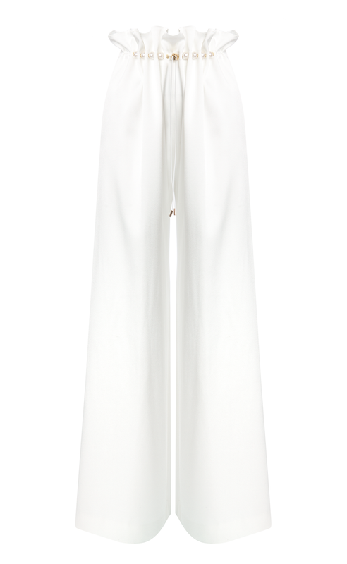 EARLE IVORY TROUSER