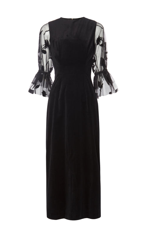 FAITH VELVET DRESS