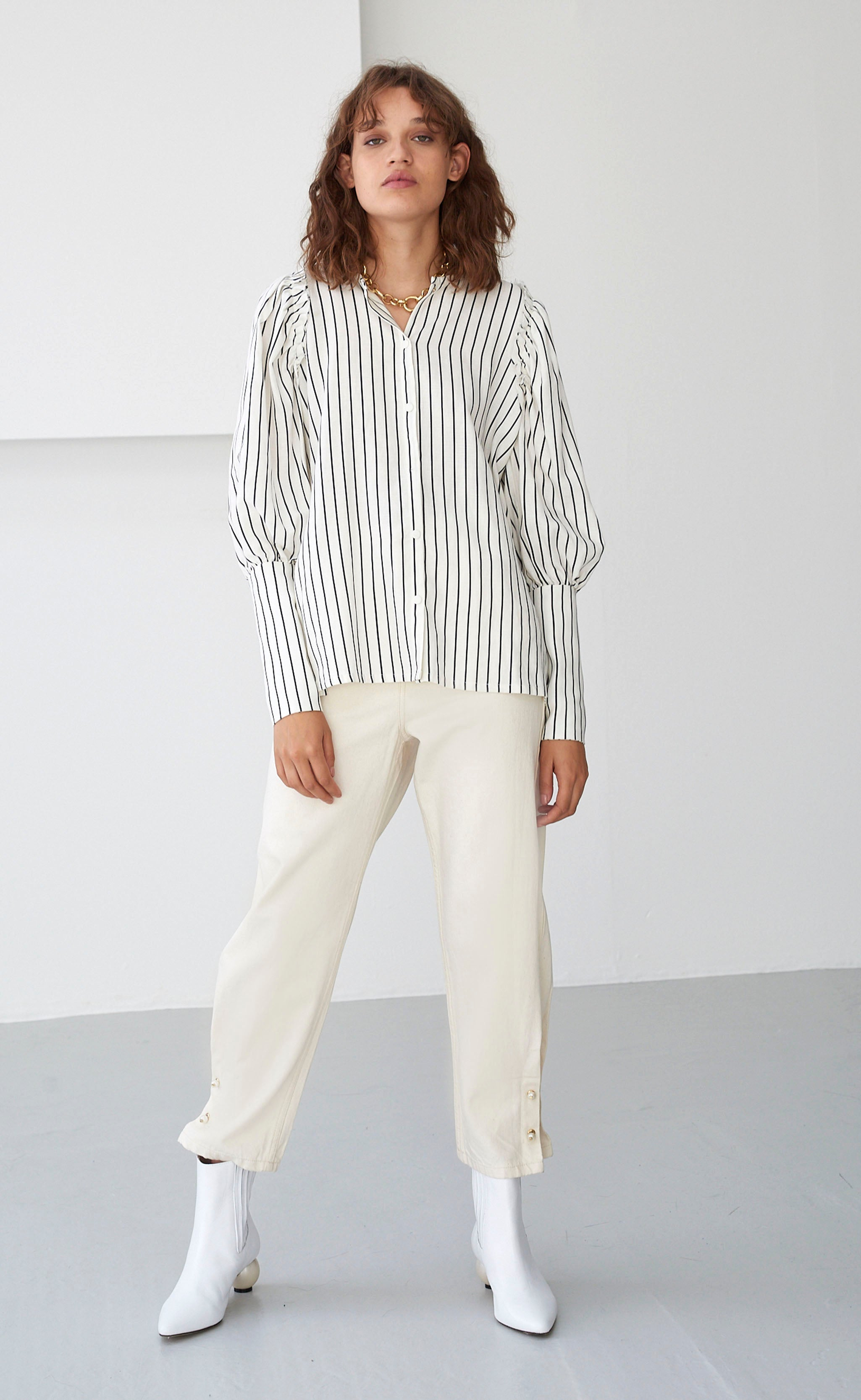 HAZEL STRIPE SHIRT