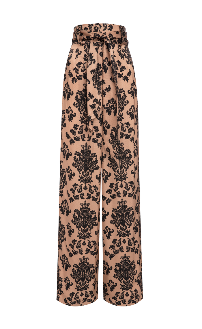 IONA PRINTED TROUSERS