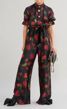 LOTTIE SILK TROUSERS