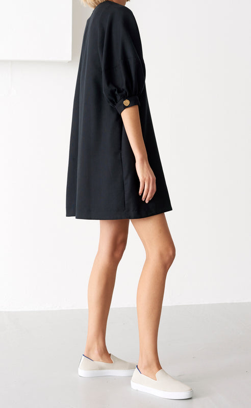 MARLOWE BLACK DRESS