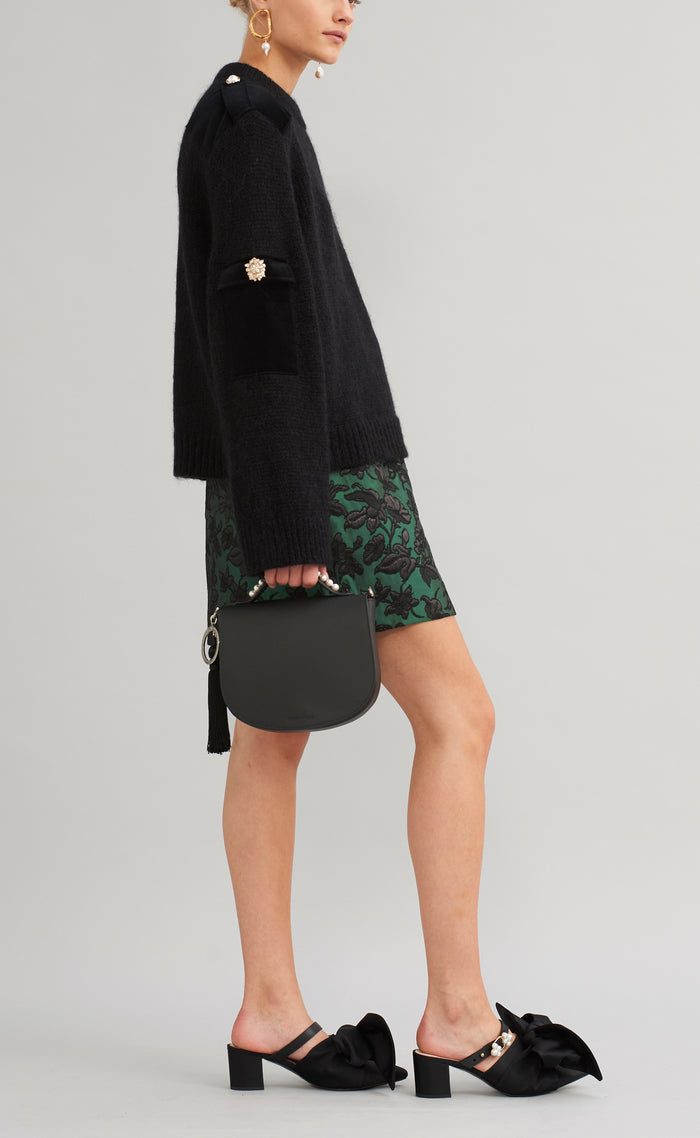 MOLLY JACQUARD SKIRT