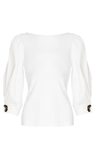 PENNY WHITE TOP