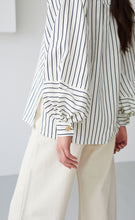 TEGAN STRIPE SHIRT