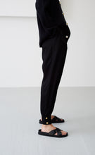 TOMMY BLACK TROUSER